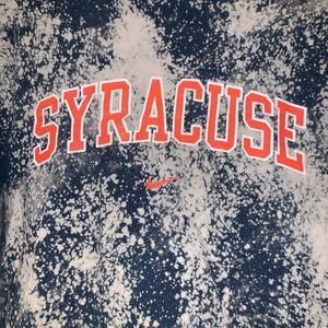 Custom Nike Syracuse T